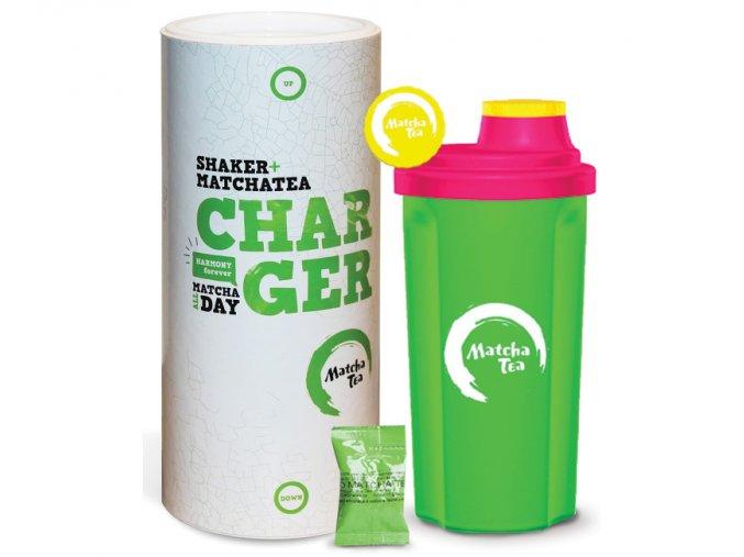 Bio Matcha Tea Charger 30g