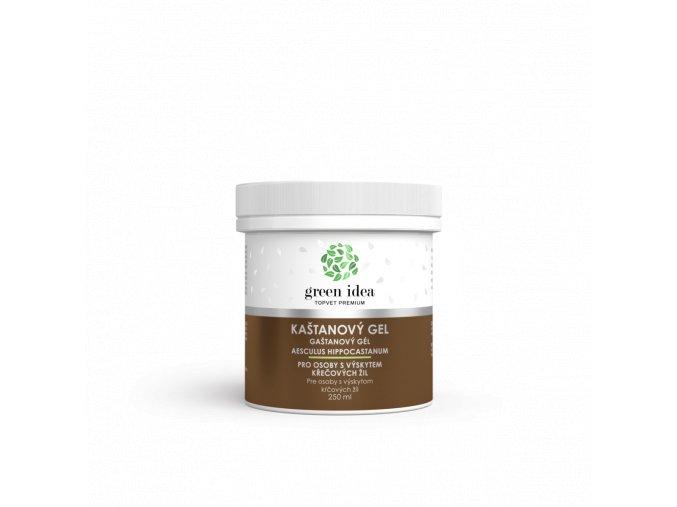 Kaštanový masážní gel 250ml
