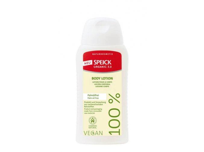 Speick Organic 3.0 tělové mlékol 200ml