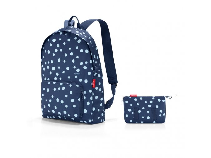 Batoh Mini maxi rucksack spots navy - MAUR.cz