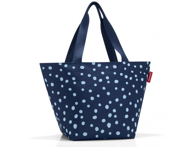 Shopper M spots navy