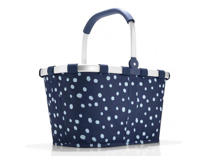 Carrybag spots navy