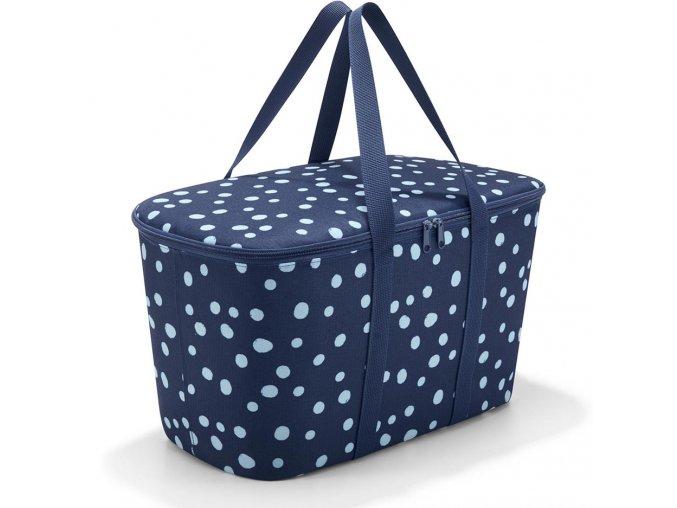 coolerbag spots navy reisenthel