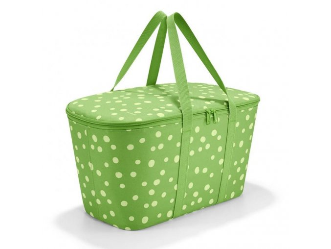 coolerbag spots green reisenthel