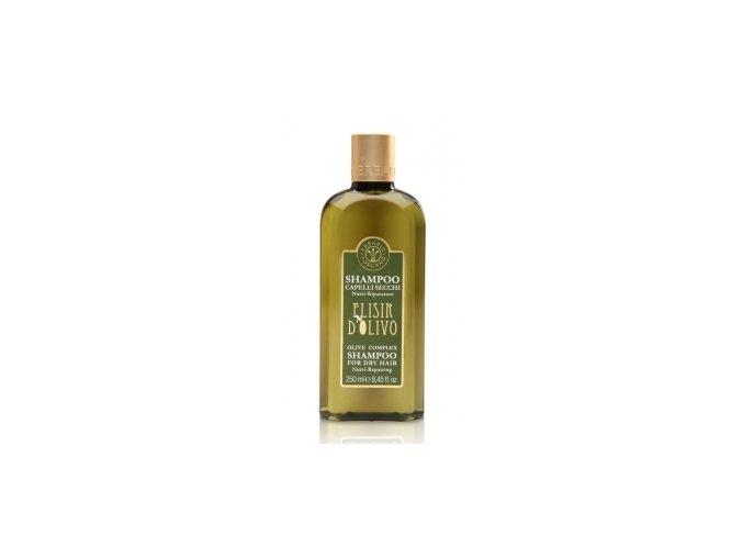 erbario toscano sampon oliva 250ml MAUR.cz