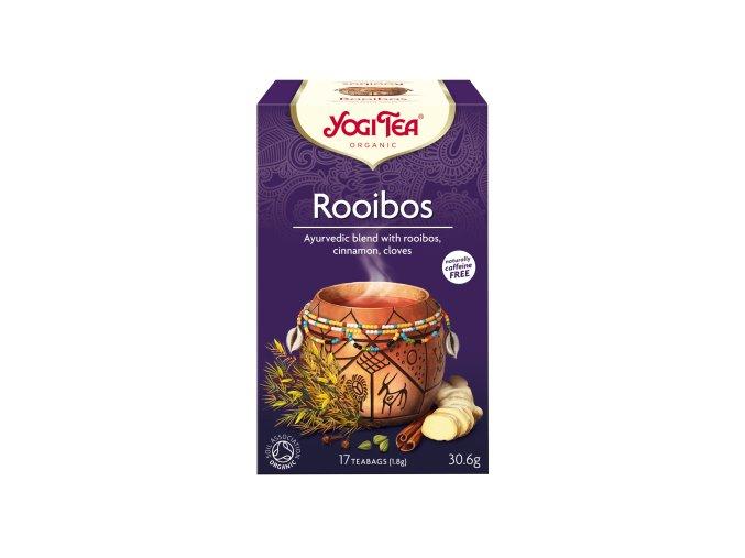 BIO ajurvédský čaj Rooibos 17 x 1,8g