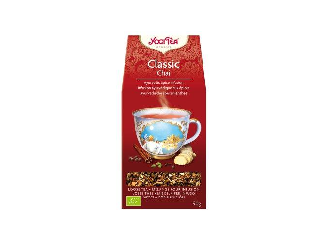 BIO čaj Classic sypaný 90g