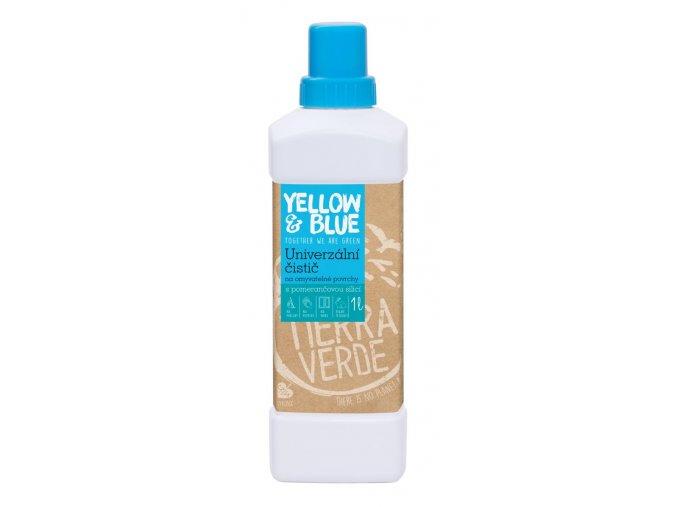 yellow & blue Čistič univerzální pro domácnost