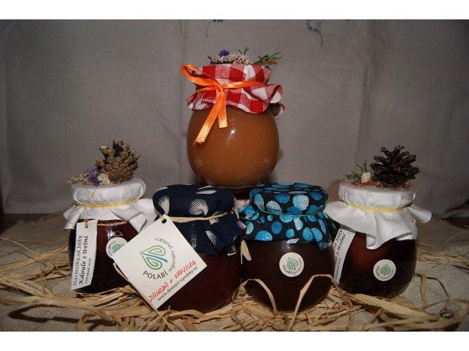 Marmeláda Višeň v čokoládě 220 ml