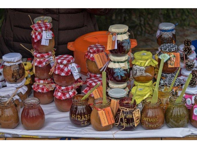 Ostružinová marmeláda - Marmošky od Jožky