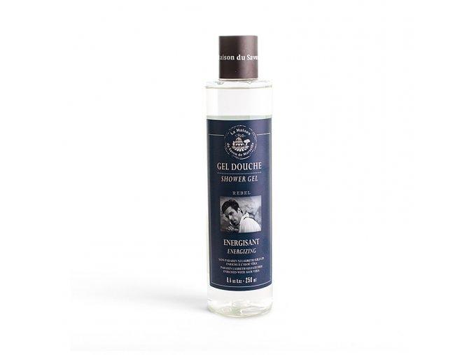 La maison de´savon Sprchový gel pro muže Rebel 250 ml