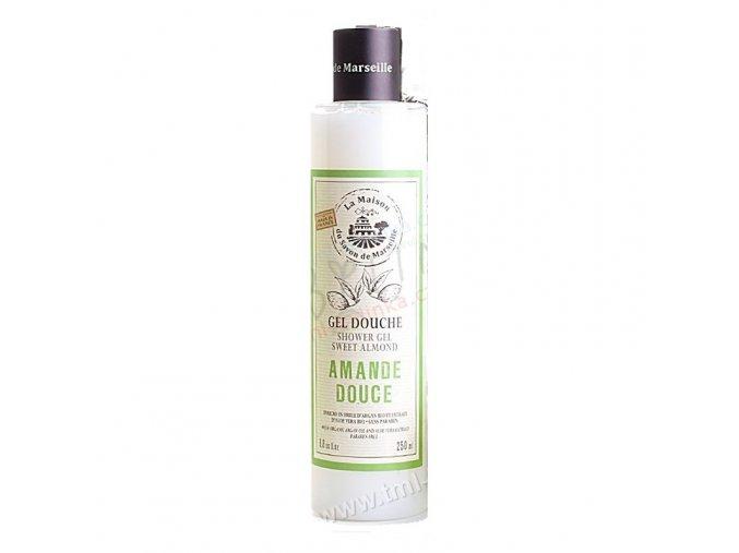 Sprchový gel Sladká madle s arganovým olejem 250 ml