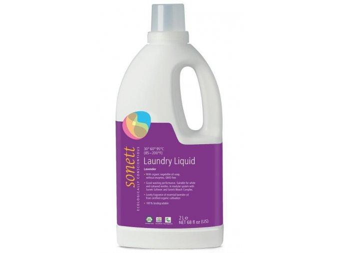Sonett Prací gel na bílé a barevné prádlo 2 l