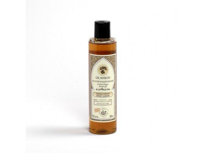 Sprchový gel mýdlo z Aleppa -Damašská růže 250ml