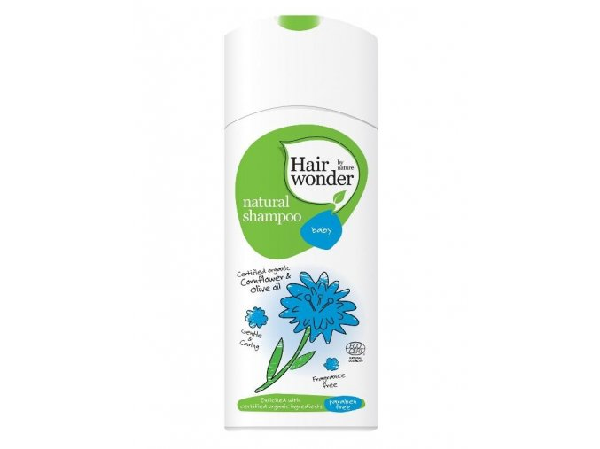 Přírodní šampon pro děti 200ml