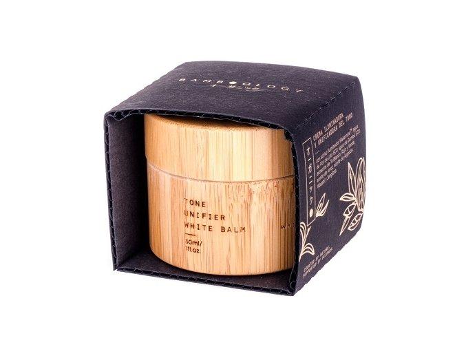 Bamboology Rozjasňující a sjednocující krém na obličej, 30 ml