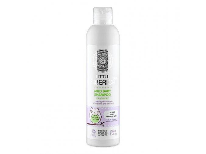 Dětský jemný šampon pro nejmenší 250ml