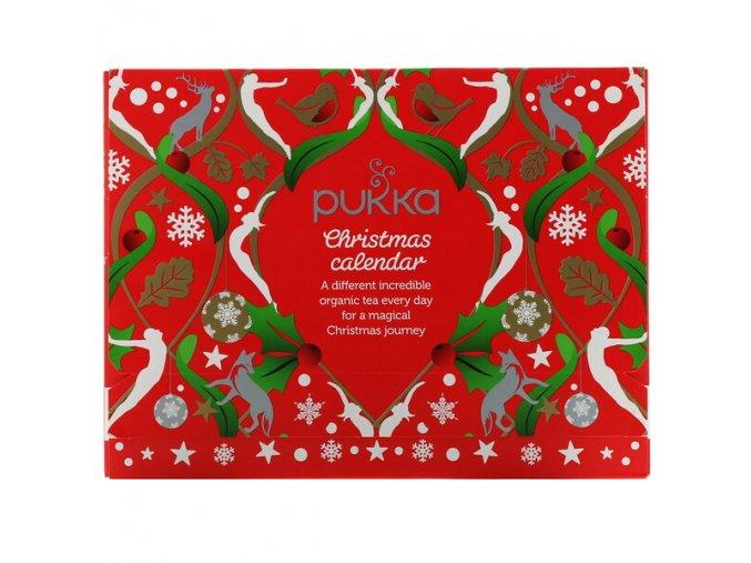 Adventní kalendář z BIO Ajurvédských čajů