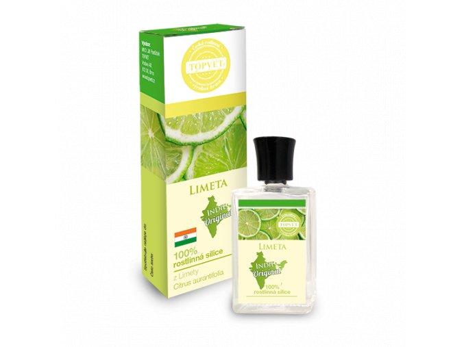 Limetka - 100% silice 10 ml