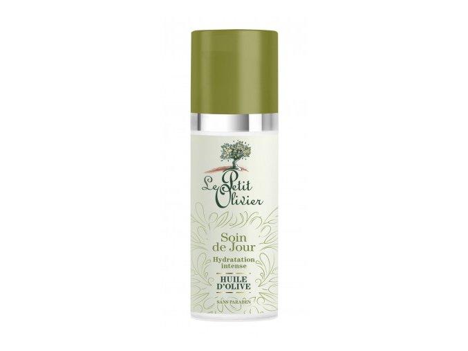 Hydratační denní pleťový krém s olivovým olejem - 50ml