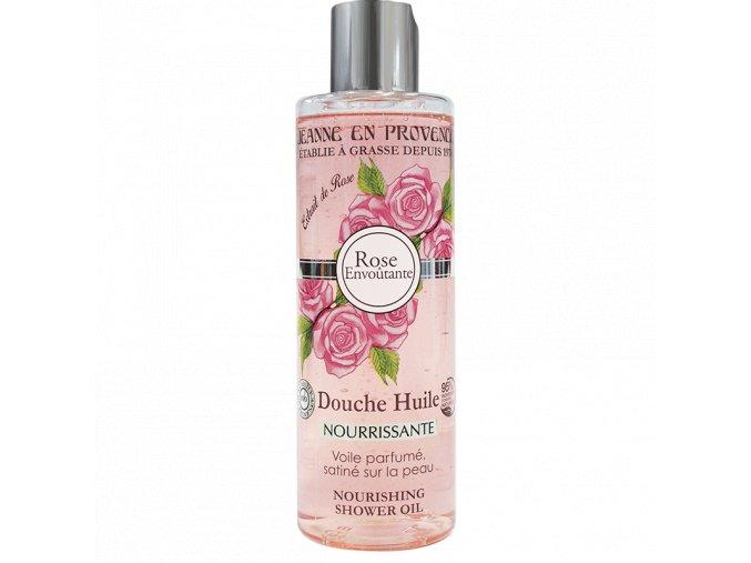 Výživný Sprchový Olej - Podmanivá růže, 250ml