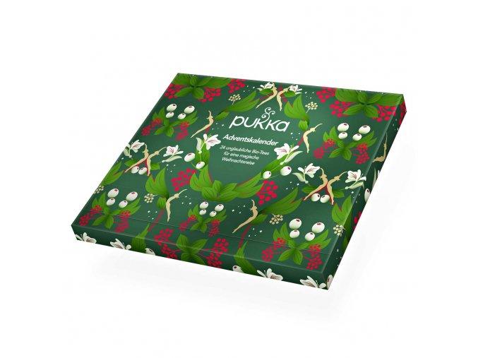 Pukka Adventní kalendář 2020 z BIO Ajurvédských čajů
