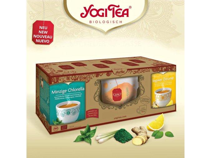 Dárková kolekce čajů YOGI TEA - Moment okamžiku