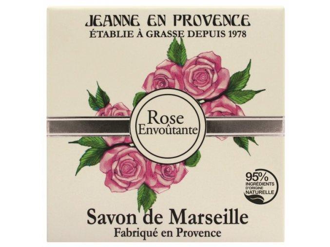 jeanne en provence Mýdlo - Růže, 100g