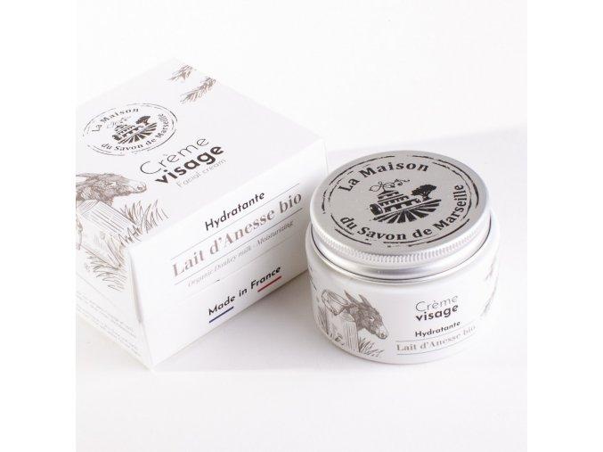 Pleťový krém Au Lait d´anesse (Oslí mléko) 50ml