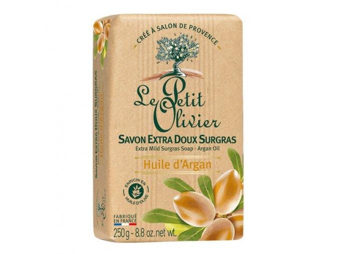 Le Petit Olivier Extra jemné mýdlo - Arganový olej 100 g