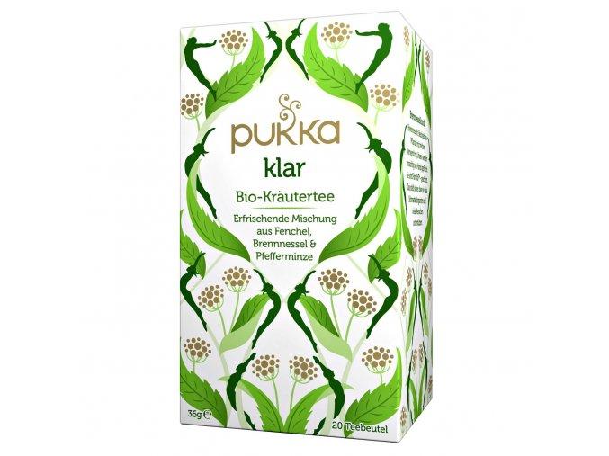 Pukka Ajurvédský BIO čaj Cleance 20 x 1,6g