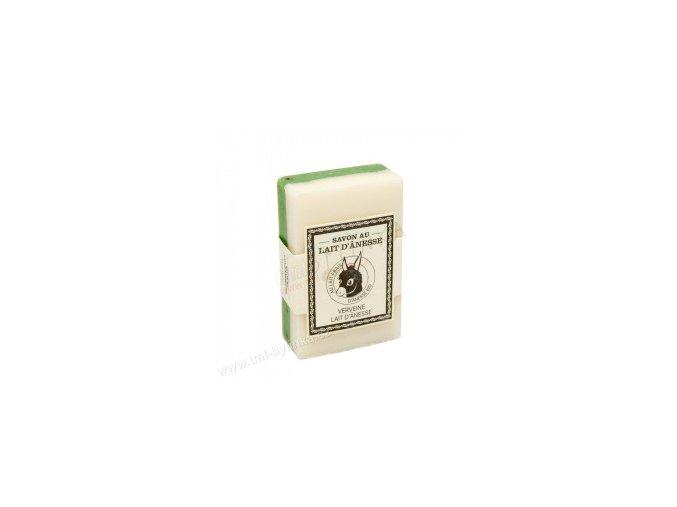 La Maison du Savon de Marseille - Mýdlo s oslím mlékem DUO -Verbena-oslí mléko 125g