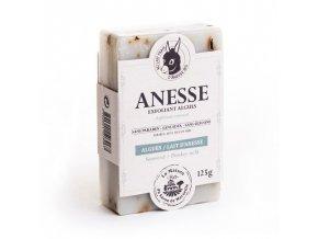 Mýdlo s oslím mlékem DUO - Algues/Lait d´anesse (mořské řasy/mléko) 125g