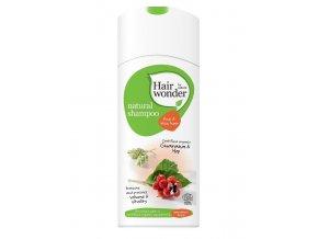 Přírodní šampon pro jemné vlasy S BIO guaranou & chmelem 200ml