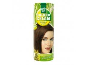 Přírodní barva krémová čokoládová 5.35 - 60ml