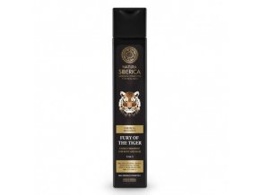 Natura Siberica Energizující šampon na vlasy a tělo 2 v 1 - Nezkrotnost tygra 250ml