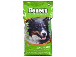 Benevo Dog BIO organic pro psy 15kg