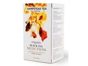 BIO selekce černých čajů 20ks