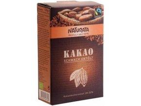 BIO Kakao s vyšším obsahem tuku 20-22% 125g