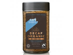 BIO instantní káva bez kofeinu 100g