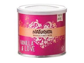 BIO Obilná káva inst. s vanilkou Vanilla-Love 90g