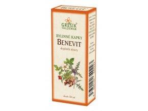 Bylinné kapky Benevit 50ml