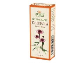 Bylinné kapky Echinacea 50ml