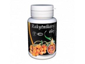 Rakytnikový olej - tobolky 60ks