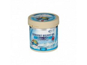 Tatranský bylinný gel - chladivý 250ml  +20% ZDARMA