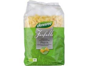 BIO Farfalle těstoviny z tvrdé pšenice 500g