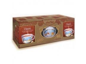Dárková kolekce čajů YOGITEA Classic