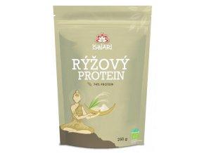 BIO Rýžový protein 74% 250g
