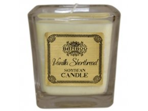 Bamboo sojová vonná svíčka - Vanilkové pečivo