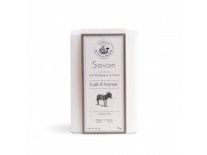 Mýdlo s oslím mlékem -Anesse Lait frais biologique (Čerstvé mléko) 125g
